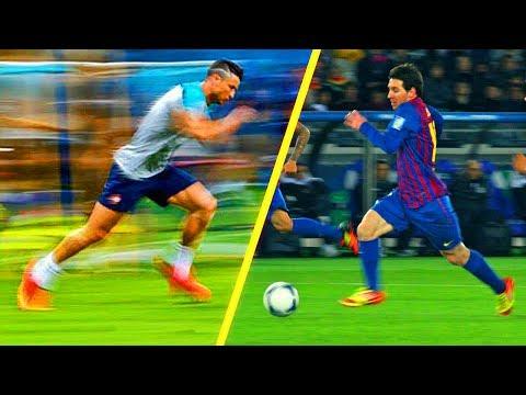 مقایسه فرار های فوق العاده مسی در برابر رونالدو ؛ پارس فوتبال اولین خبرگزاری فوتبال ایران
