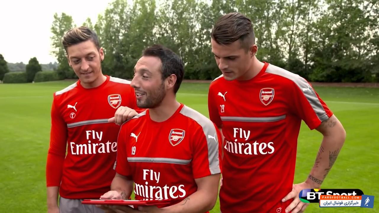 باشگاه آرسنال از پیراهن اول خود برای فصل 2018-2017 رونمایی می کند