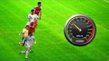 استارت های سرعتی اسطوره های فوتبال