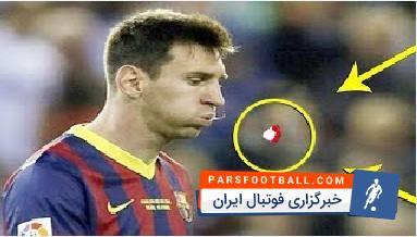 روپایی زدن با آدامس ستاره های فوتبال ؛ پارس فوتبال اولین خبرگزاری فوتبال ایران
