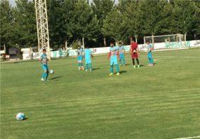 غیبت ۱۰ بازیکن تیم ملی امید در اولین تمرین