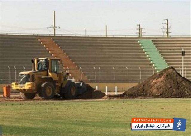 اسدی : ورزشگاه جم تا بیستم تیر آماده است | خبرگزاری فوتبال ایران