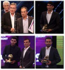 معرفی برترینهای فوتبال ایران در فصل 95-96