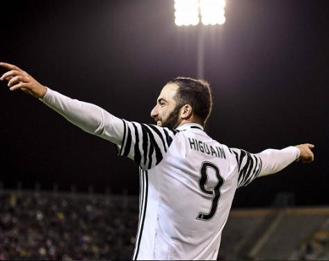 ایگوآین : یوونتوس مدعی قهرمانی است ؛ پارس فوتبال اولین خبرگزاری فوتبال ایران