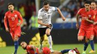 دیدار آلمان برابر شیلی