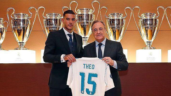 تئو هرناندز: رئال مادرید بهترین تیم جهان است و بهترین بازیکنان دنیا را در اختیار دارد