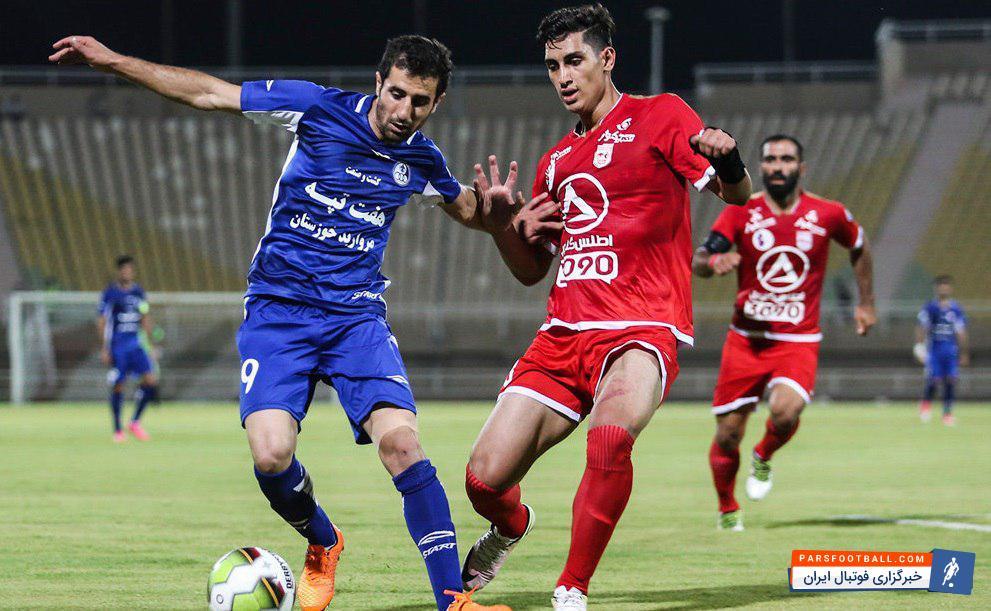 محمد نادری: خونریزیام خیلی کمتر شده است ؛خبر خوش برای تراکتور از بازی مقابل الجزیره