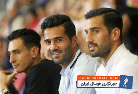 احسان حاجصفی و ابراهیمی در لیست کی روش ؛ بازیکنی که سهمیه سپاهان را در تیم ملی زنده کرد!