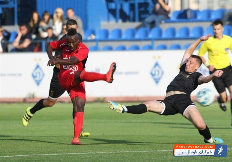 منشا به زودی به تمرین پرسپولیس باز می گردم ؛ پارس فوتبال اولین خبرگزاری فوتبال ایران