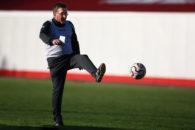 تمرینات سخت برانکو برای تیم پرسپولیس