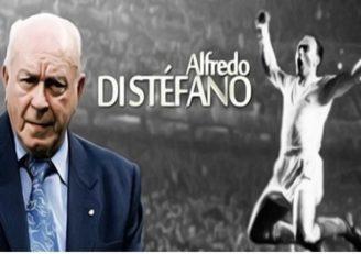 آلفردو دی استفانو ، اسطوره فوتبال جهان و رئال مادريد