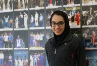 جشن تولد کیمیا علیزاده در بیمارستان