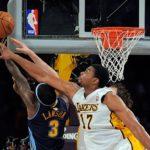 5 بلاک برتر بسکتبال NBA در فصل 2017/18