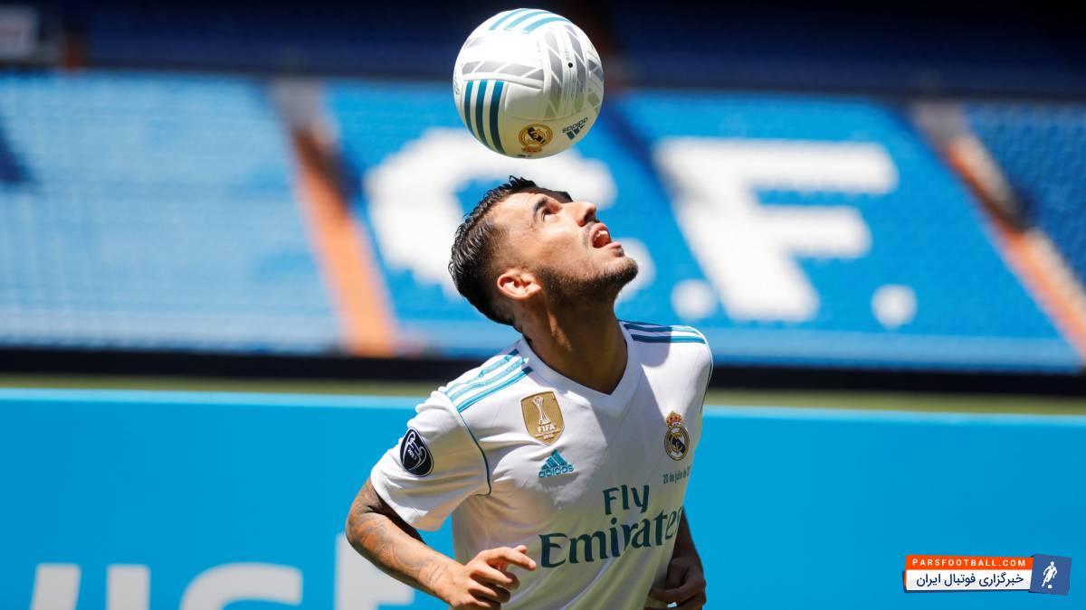 اولين حضور سبايوس با پيراهن رئال مادرید در برنابئو ؛ پارس فوتبال