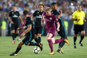 خلاصه بازی رئال مادرید 1-4 منچسترسیتی