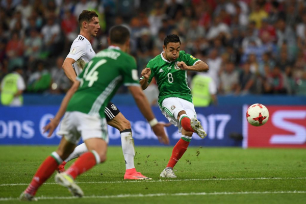 گل مارکو فابیان به آلمان برترین گل جام کنفدراسیون ها از نگاه هواداران