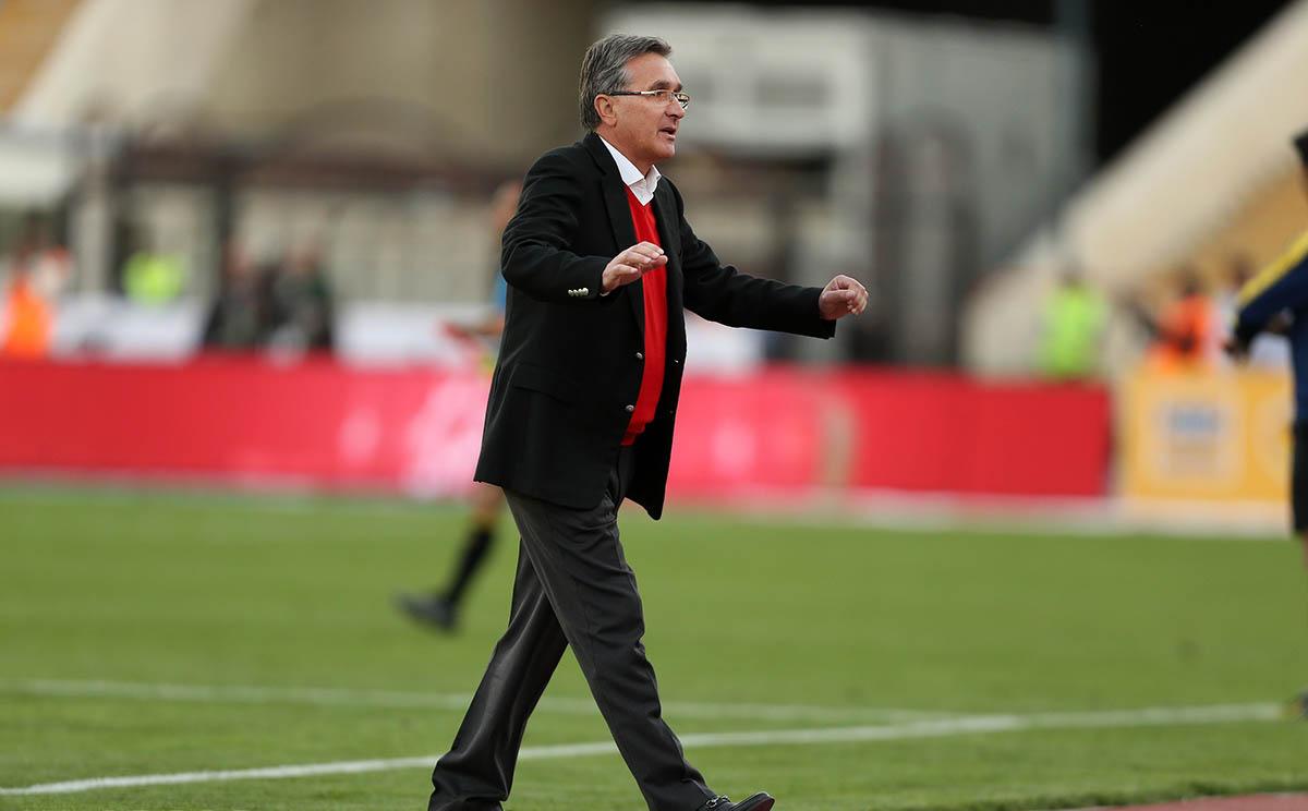 برانکو: باشگاه و بازیکن باید به وظایفشان عمل کنند ؛ واکنش برانکو به پست اعتراضی پرسپولیسیها
