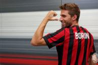 بورینی : از این که به میلان آمدم خوشحالم