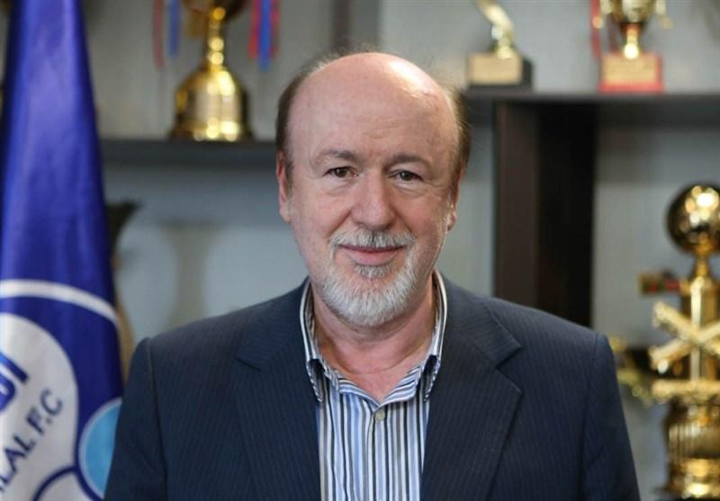 رضا افتخاری : قرار است به زودی مطالبات بازیکنان پرداخت شود ؛ خبرگزاری فوتبال ایران