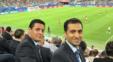 داوران ایرانی تماشاگر جام کنفدراسیون ها -فغانی