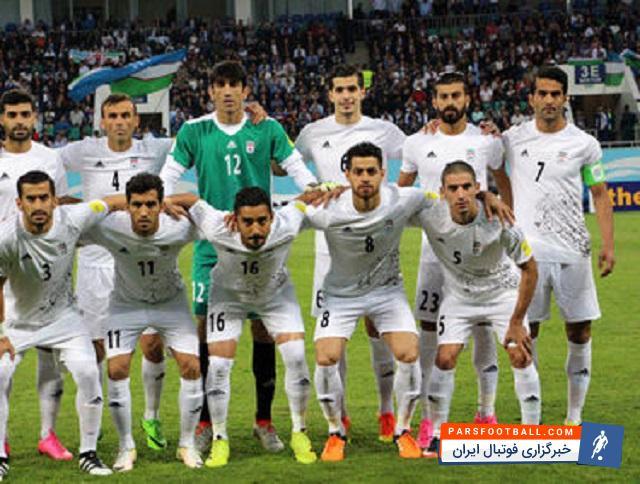 قطعی شدن دیدار تدارکاتی تیم ملی فوتبال ایران و روسیه 18 مهر در روسیه