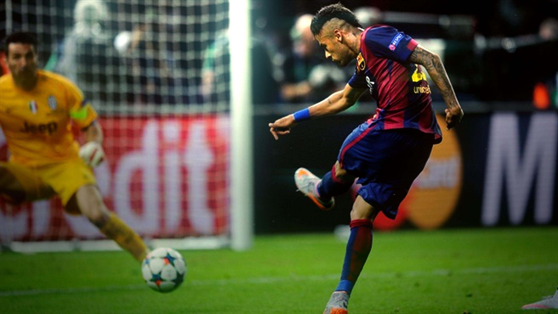 مهارت نیمار ستاره بارسلونا در برابر گلرها ؛ پارس فوتبال اولین خبرگزاری فوتبال ایران