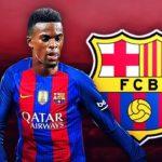 مهارت سمدو بازیکن جدید بارسلونا
