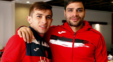 اردوی اوکراین برای بازیکنان پرسپولیس - فرشاد احمدزاده و کمال کامیابی نیا