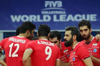 درگیری عادل غلامی و محمد موسوی در اردوی تیم ملی والیبال