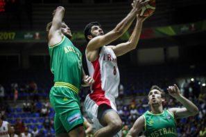 نتیجه بازی بسکتبال ایران و استرالیا
