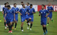 آخرین تمرین تیم ملی