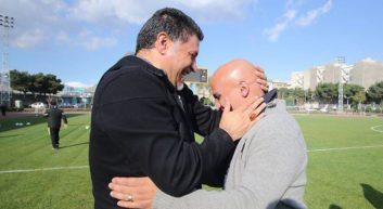 تبریک پیروزی منصوریان به دایی و شاگردانش