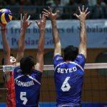 والیبال -ایران-چین