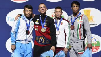 3 برنز ایران در کشتی فرنگی قهرمانی جهان
