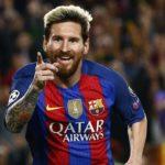 رکوردی دیگر از مسی ستاره بارسلونا