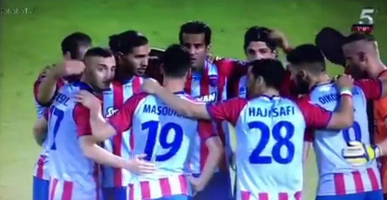 پاس گل حاج صفی برای پانیونیوس ؛ پارس فوتبال اولین خبرگزاری فوتبال ایران