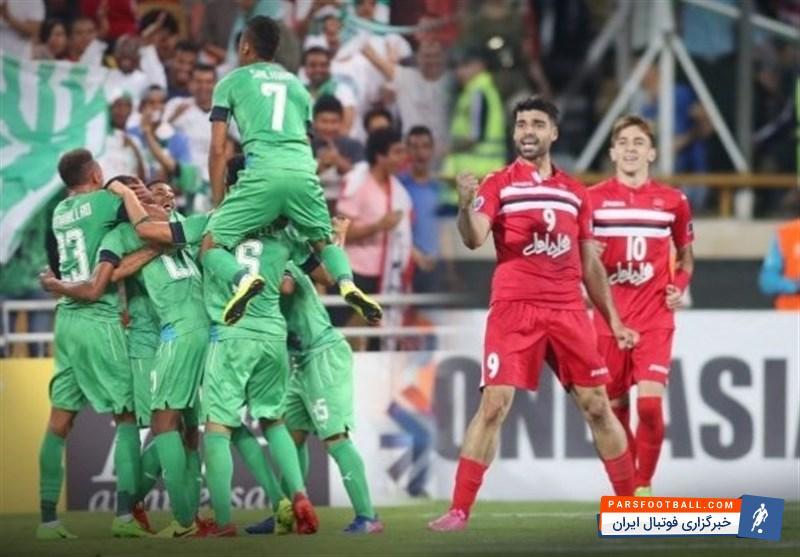 تمرین الاهلی در ورزشگاه سلطان قابوس ؛ پارس فوتبال اولین خبرگزاری فوتبال ایران