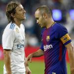 اتفاقات به یادماندنی در بازی های بارسلونا و رئال