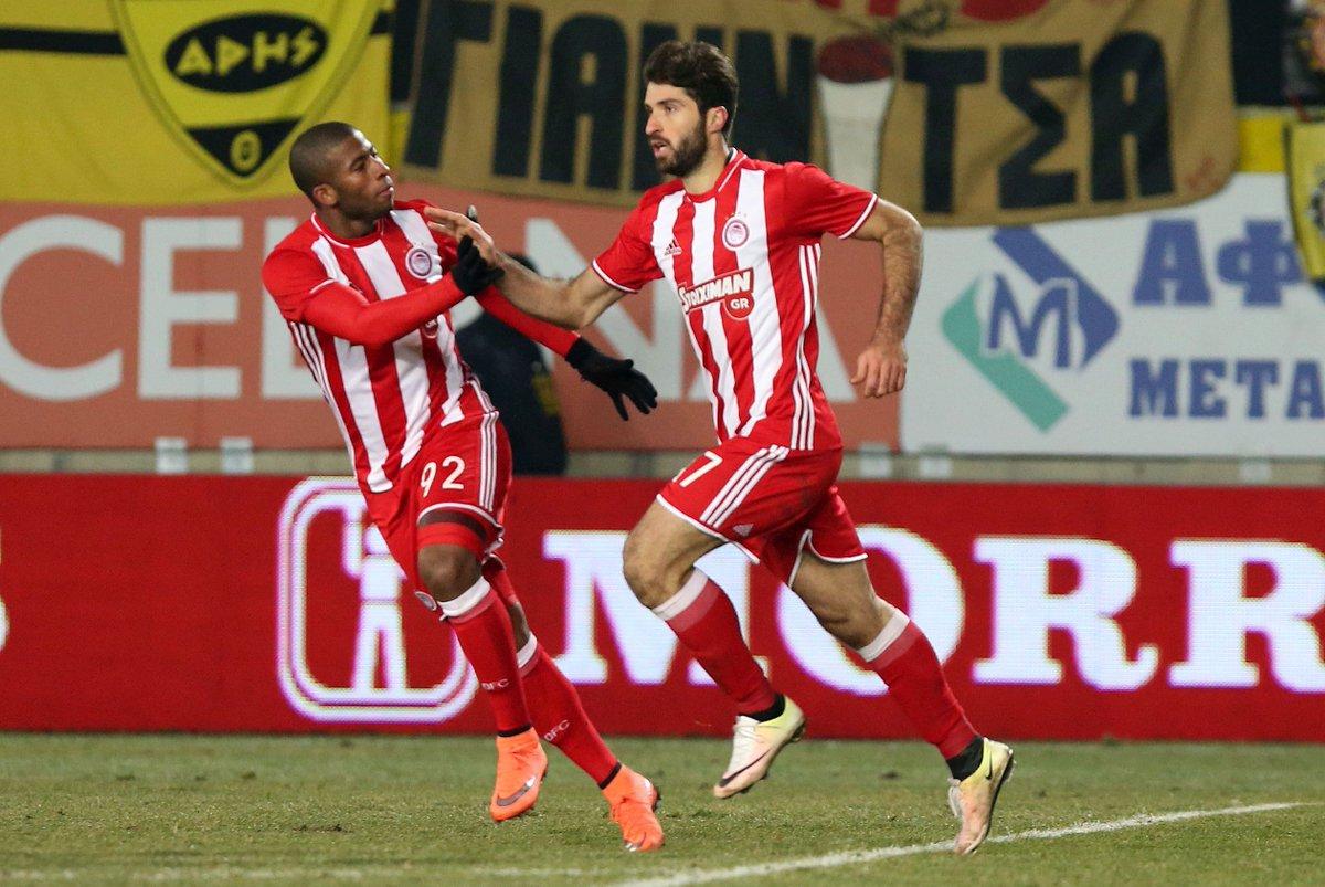 پیروزی المپیاکوس در حضور انصاری فرد ؛ پارس فوتبال اولین خبرگزاری فوتبال ایران