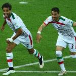 احسان حاج صفی و مسعود شجاعی