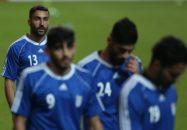 اولین تمرین سامان قدوس با تیم ملی در حضور تاج - كیروش