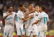 عملکرد رونالدو ستاره رئال مادرید