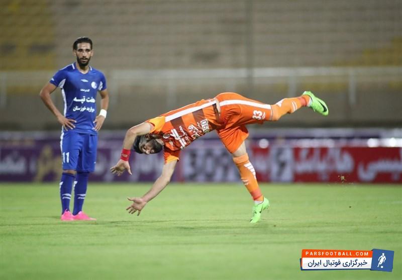 محمد عباس زاده با هواداران نساجی در اینستاگرام خداحافظی کرد ؛ خبرگزاری فوتبال ایران