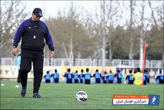 هومن افاضلی : با همین موجودی بازیکنان تیم نباید در این جایگاه باشد ؛ پارس فوتبال