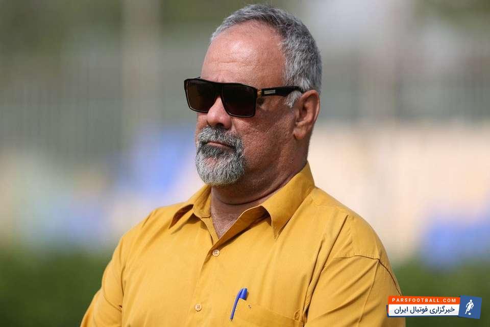 غلامحسین امین فر : می خواهیم توان تیم برای لیگ برتر حفظ شود