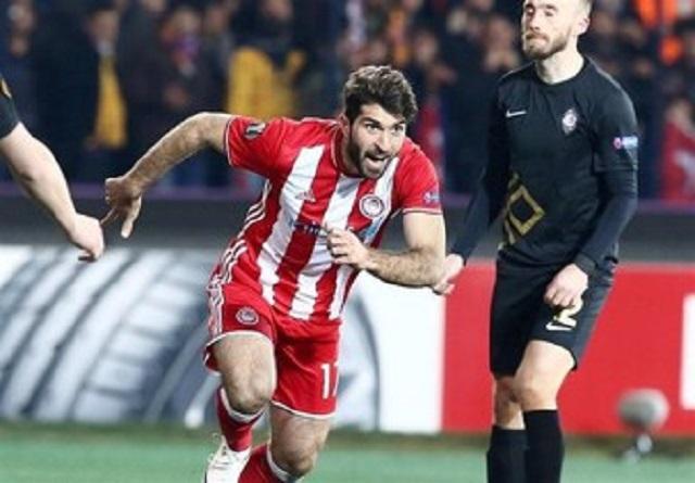کریم انصاریفرد از فهرست المپیاکوس خط خورد ؛ خبرگزاری فوتبال ایران