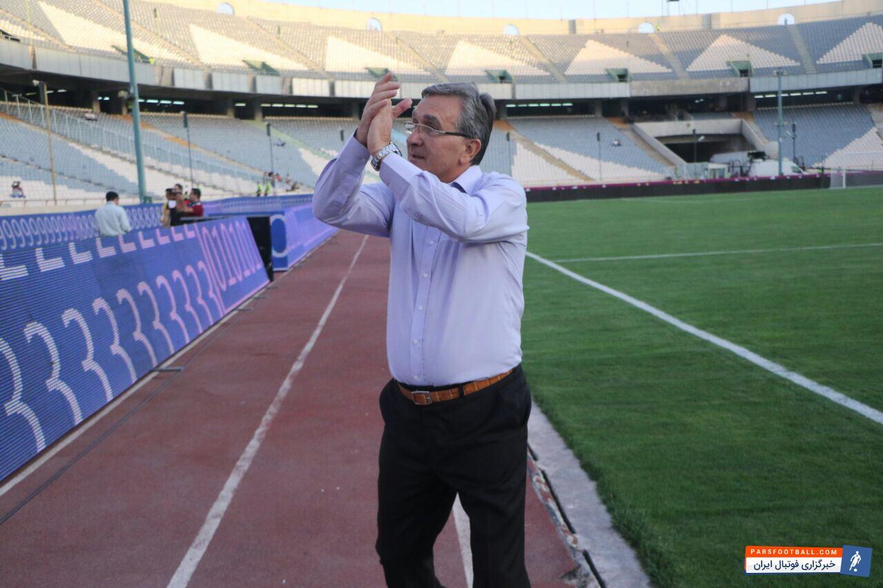 تیم پرسپولیس - برانکو ایوانکوویچ - تیم فوتبال پرسپولیس