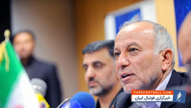 محمد درخشان ؛ اظهارات محمد درخشان در خصوص ثبتنام در انتخابات کمیته المپیک ؛ پارس فوتبال