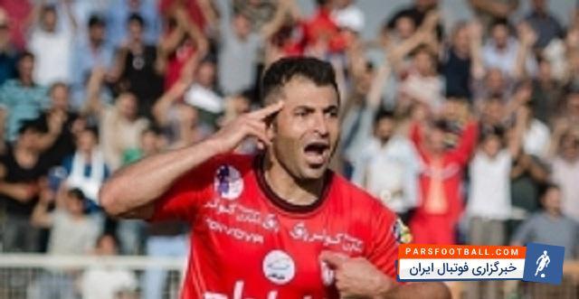 محمد ابراهیمی : فکرکردم با حضور فراز کمالوند کار در تیم لیگ یکی برایم راحت تر است
