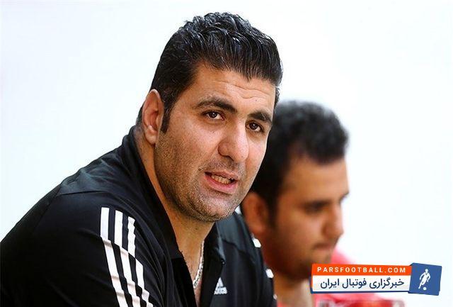 علیرضا استکی : قرار شد خادم خواستههای ما را به وزیر ورزش انتقال بدهد ؛ پارس فوتبال